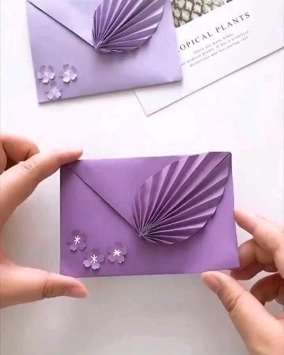 Photo of DIY Creative Envelope