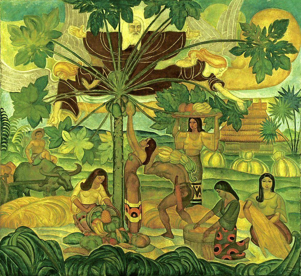 botong francisco artwork Filipino art, Philippine art