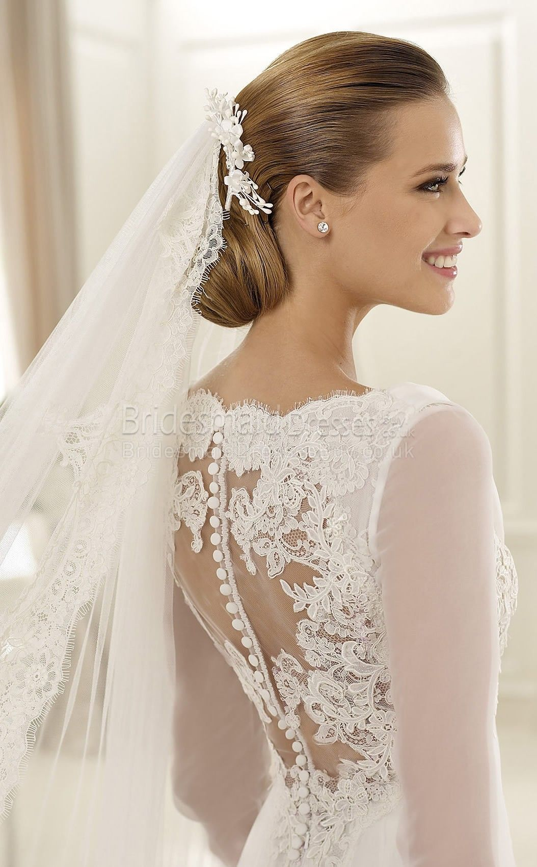 Wedding Dress With Sleeves Uk Google Search