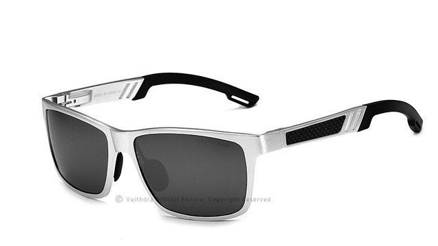 18871c4e7f Outdoor Men s Aluminum Polarized Sunglasses