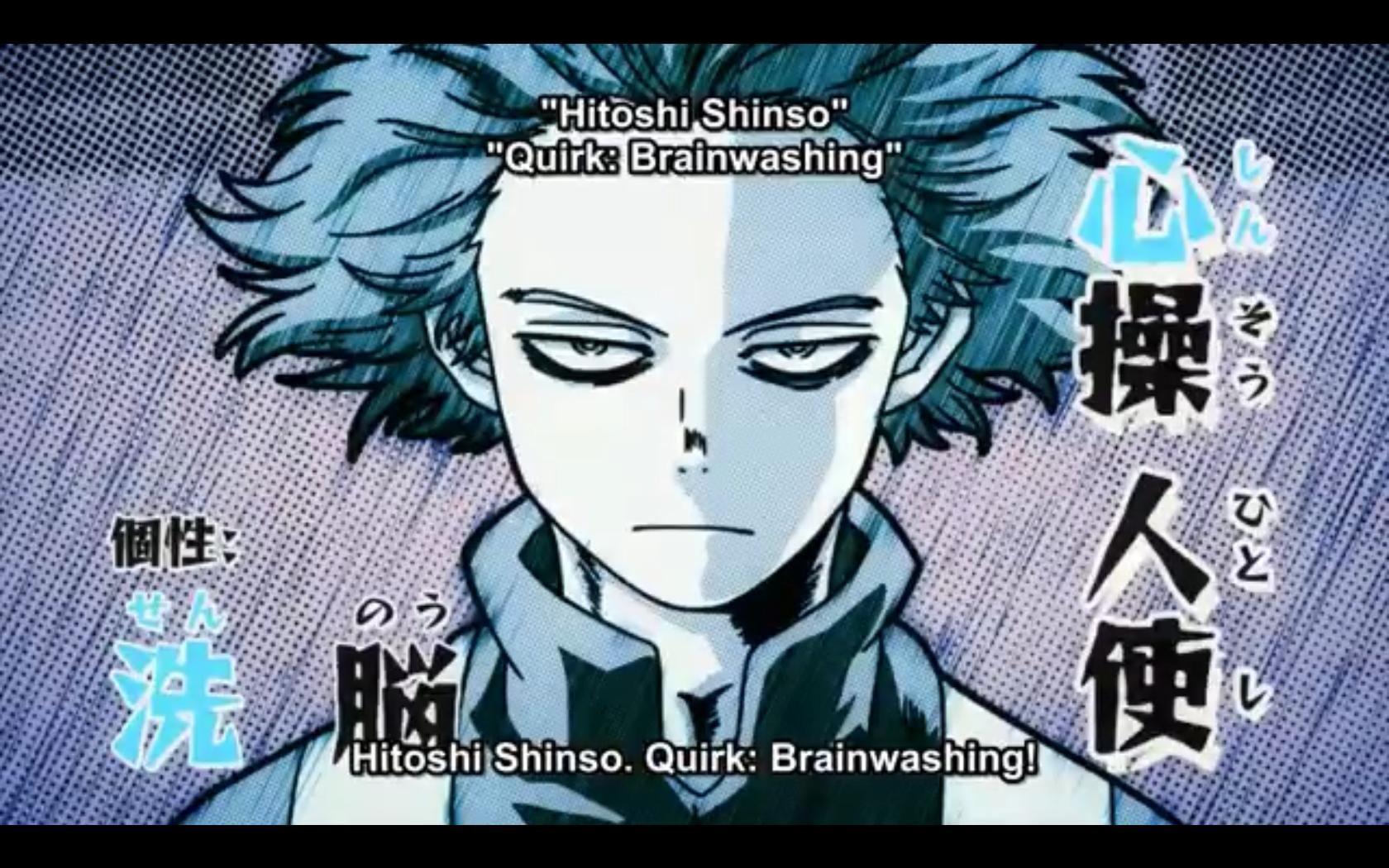Boku no hero academia 2nd season episode 7 discussion