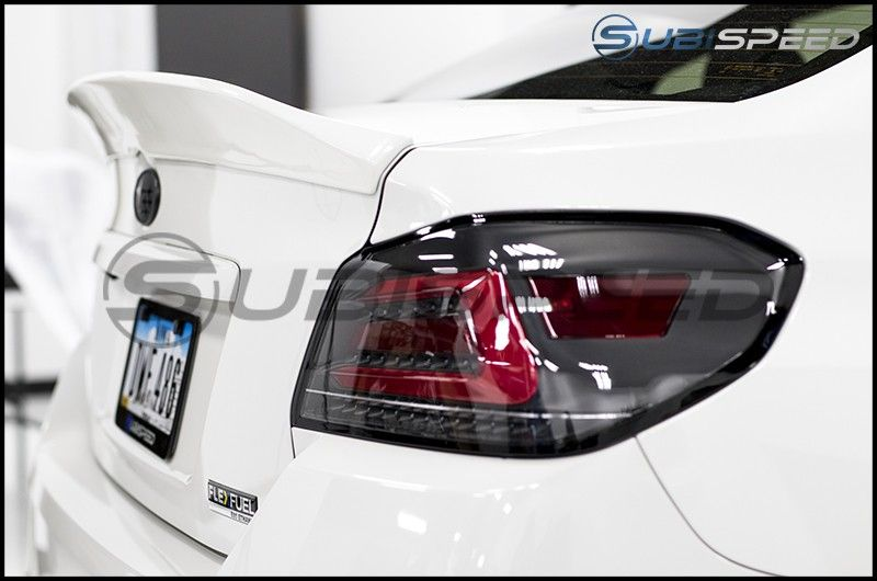 olm high point duckbill trunk spoiler wrx 2015 wrx subaru wrx pinterest