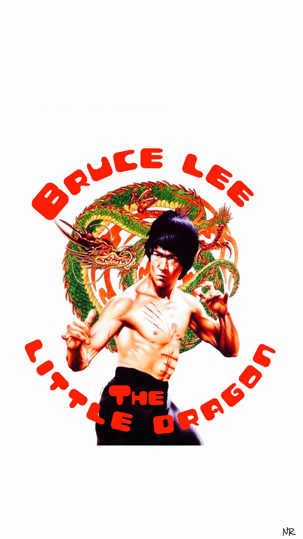 iPhone Wallpaper Bruce lee, Martial artist, Film director