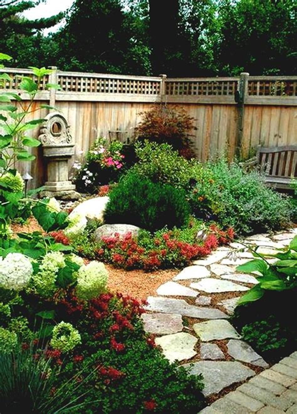 37 Affordable Frontyard and Backyard Garden Landscaping
