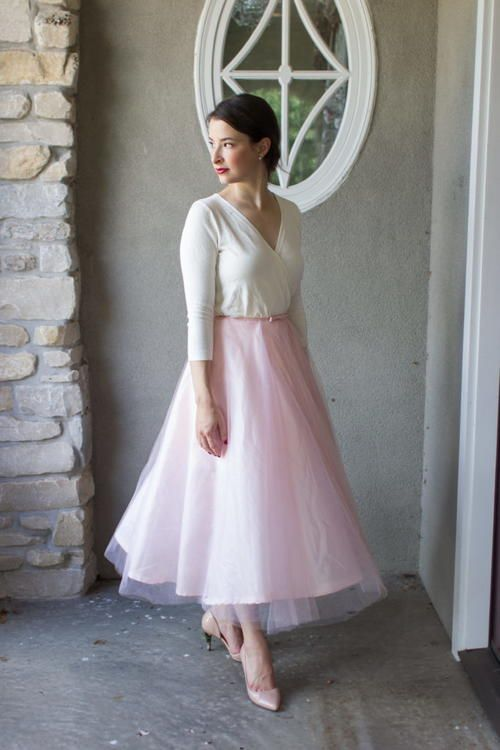 Prom Dress Princess Skirt Refashion | crochet, sewing | Pinterest ...