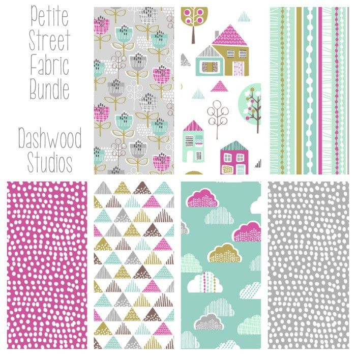 Petite Street Fabric Bundle £21 http://www.thehomemakery.co.uk/fabric/fabric-packs/petite-street-fabric-bundle