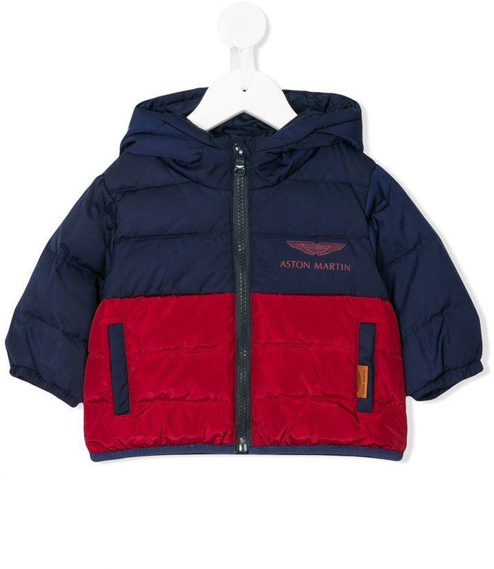 Aston Martin Kids Hooded Padded Jacket Products Pinterest