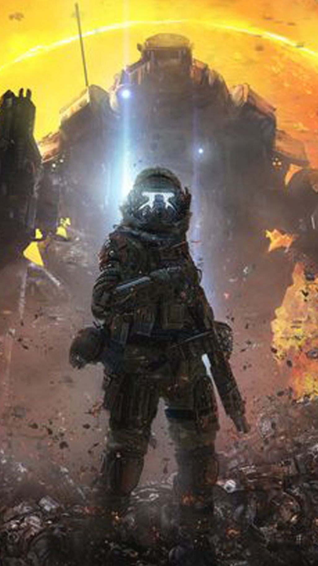 Titanfall 2 Iphone 6 Wallpaper Reddit | Iphone wallru
