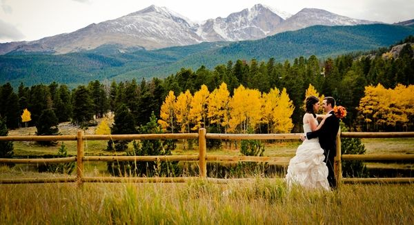 Estes Park Wedding Ociation