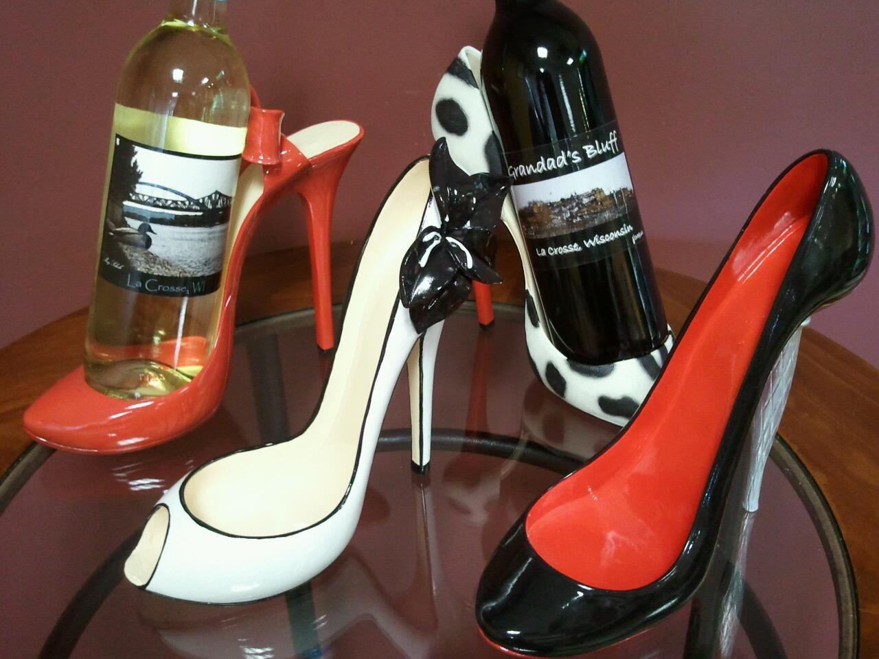 Unwine D Wine Bar Gift Boutique Onalaska Wi Bar Gifts Gift Boutique Wine Bottle Holders