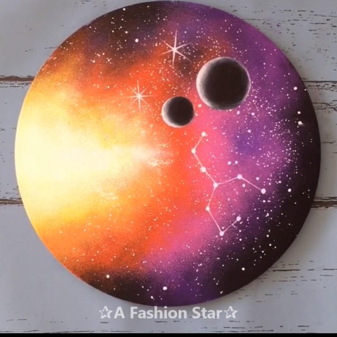 Photo of 9 Easy Painting Ideas For Beginner – Art For Home Decor – Star Art