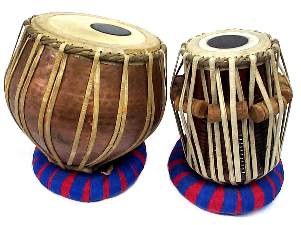 North Indian drum set - Tabla