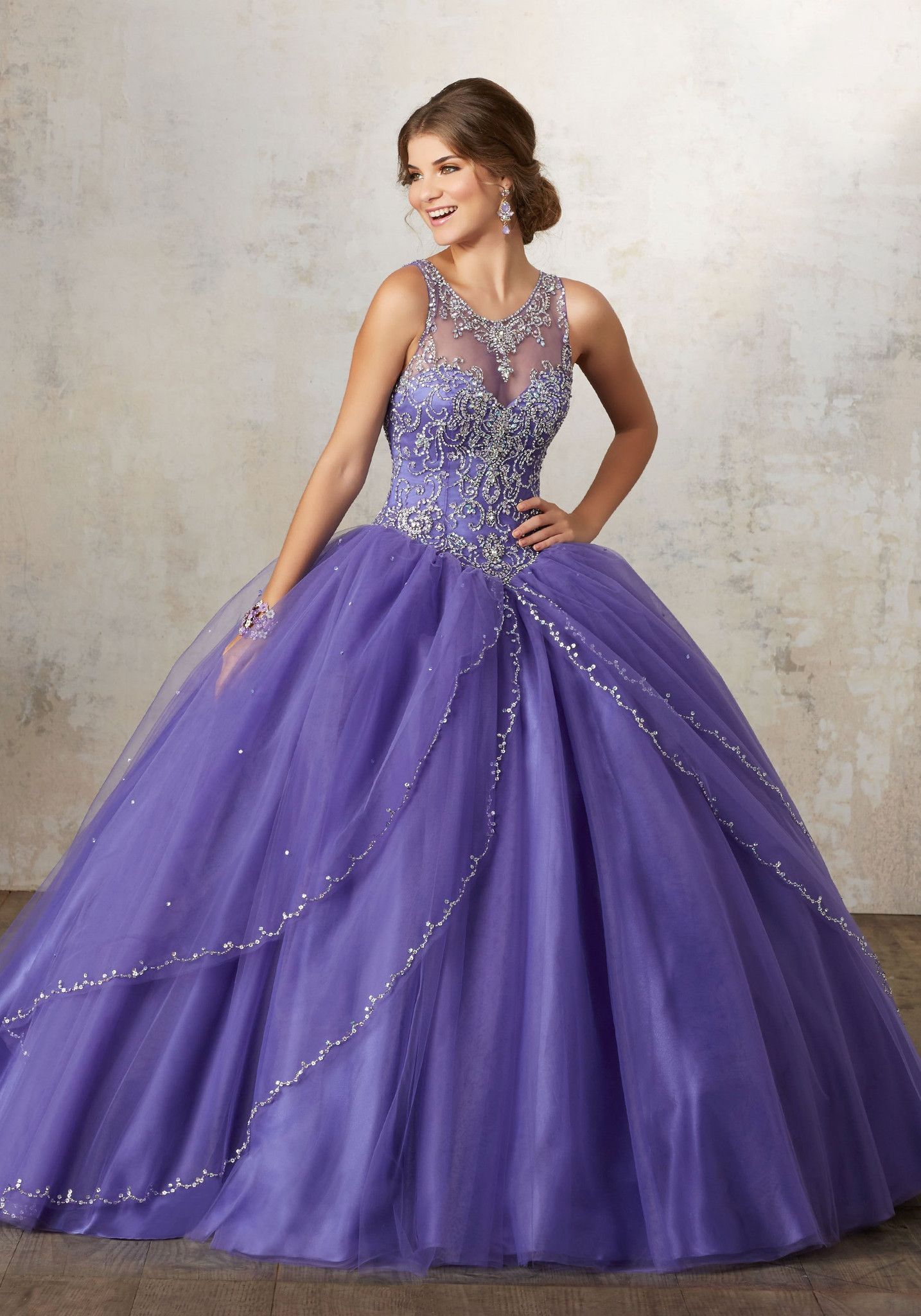 Mori Lee Quinceanera Dress 89127 | Pinterest | Mori lee, Quinceanera ...