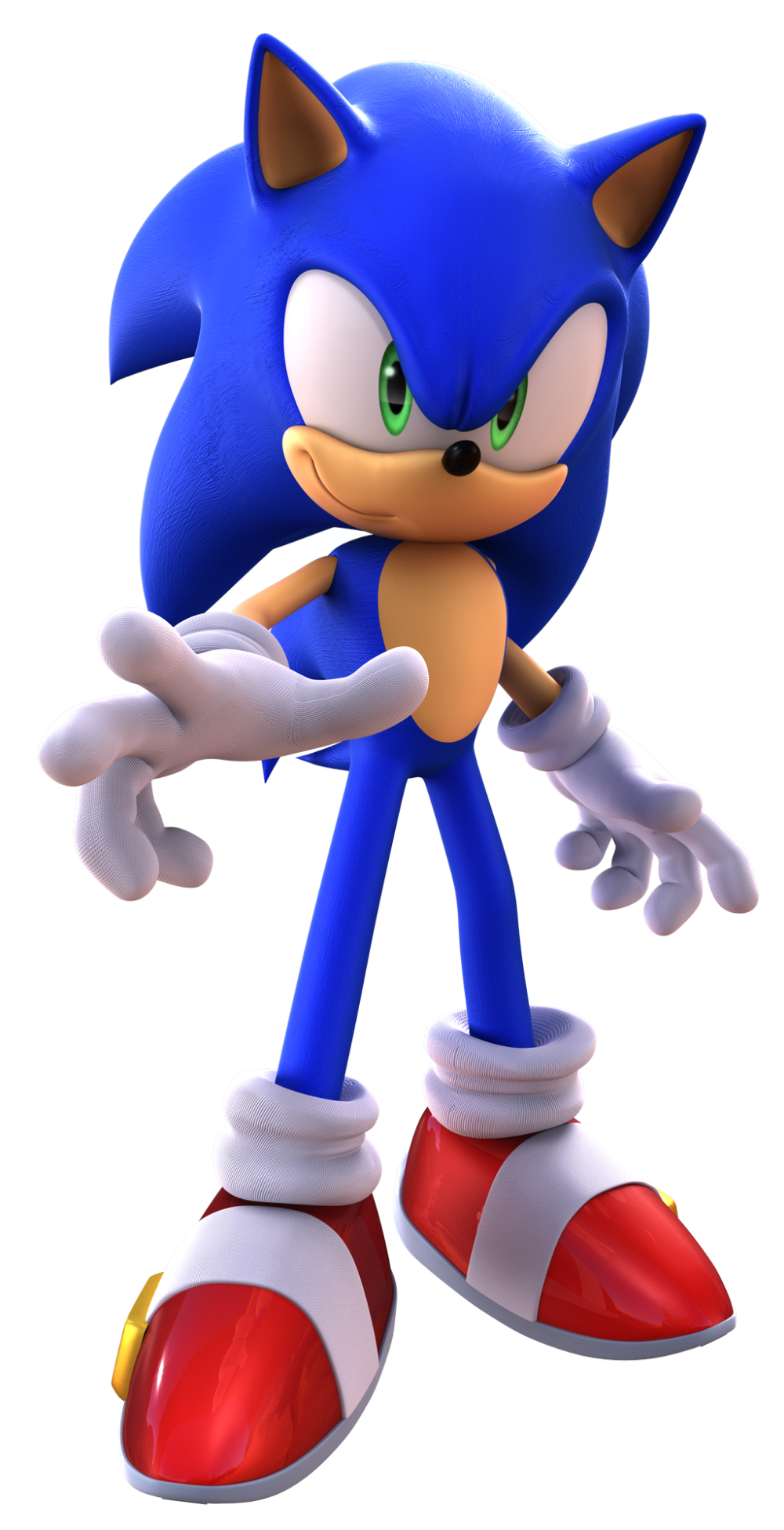 Sonic The Hedgehog 2006 Pose Render By Tbsf Yt On Deviantart