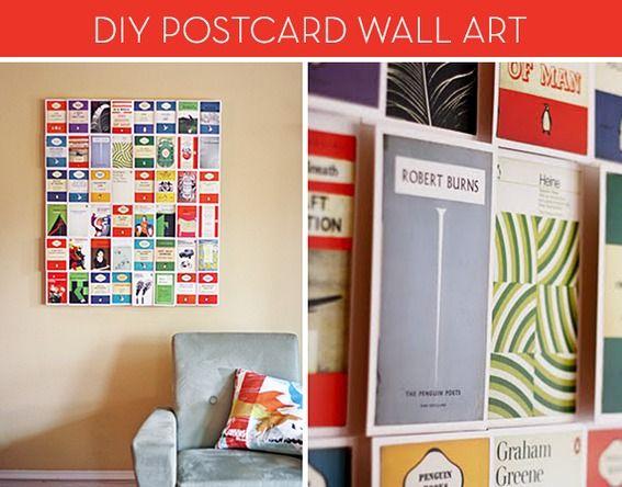 Pin On Art Design Postcards