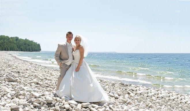 Wisconsin Destination Weddings In Door County