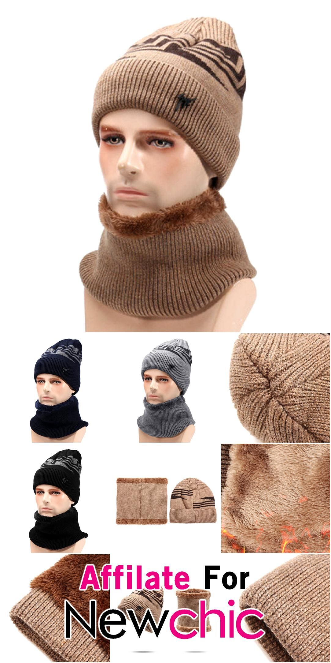Mens Winter Warm Knit Woolen Face Mask Hat Beanie Cap Outdoors Riding Mask Scarf Hat Dual Use USD 1 Mens Winter Warm Knit Woolen Face Mask Hat Beanie Cap Outdoors Riding...