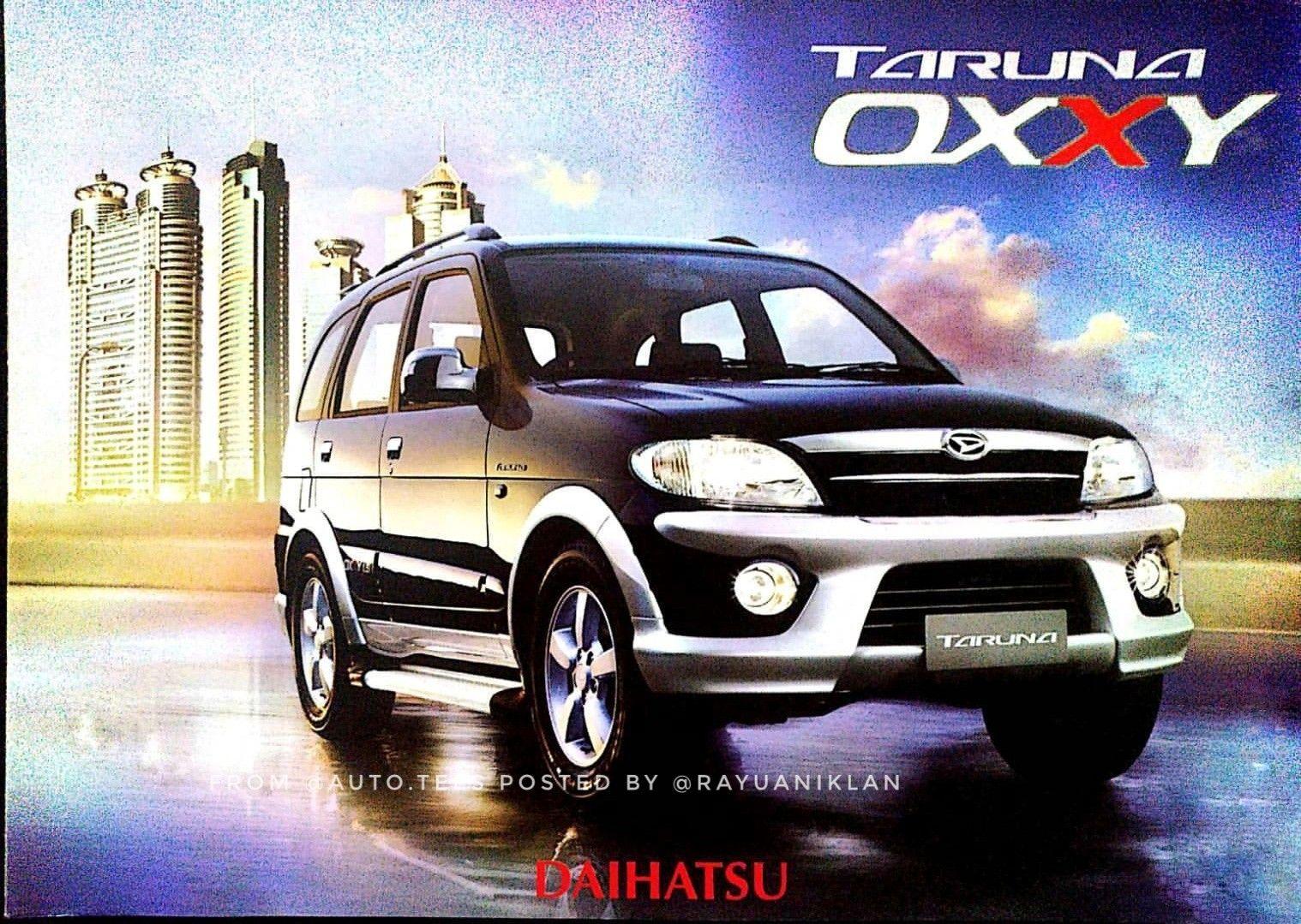 Daihatsu Taruna Oxxy