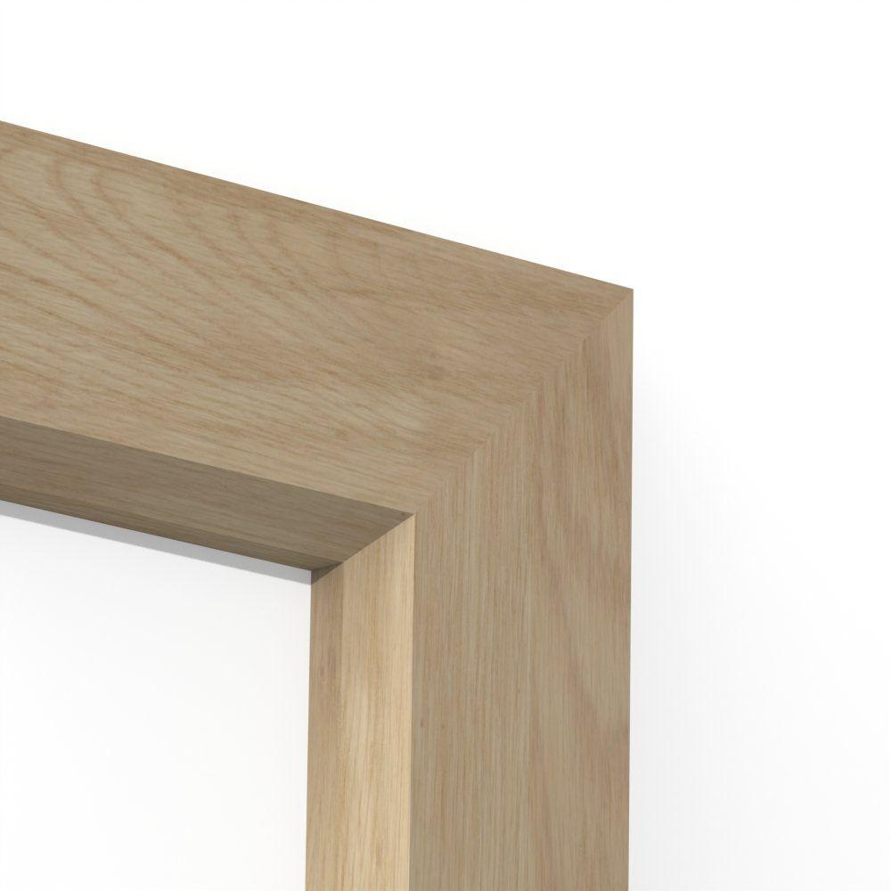 Oak Solid Chamfered Architrave Sets from LoveSkirting.co.uk Modern ...