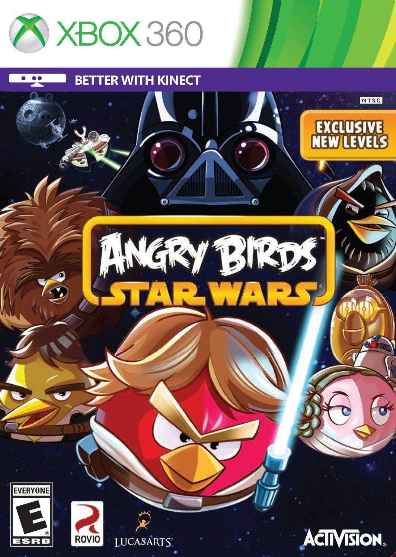 Xbox 360 Games Angry Birds Star Wars 10 The Bureau Xcom