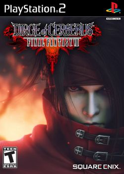 Playstation 2 - Dirge of Cerberus Final Fantasy VII