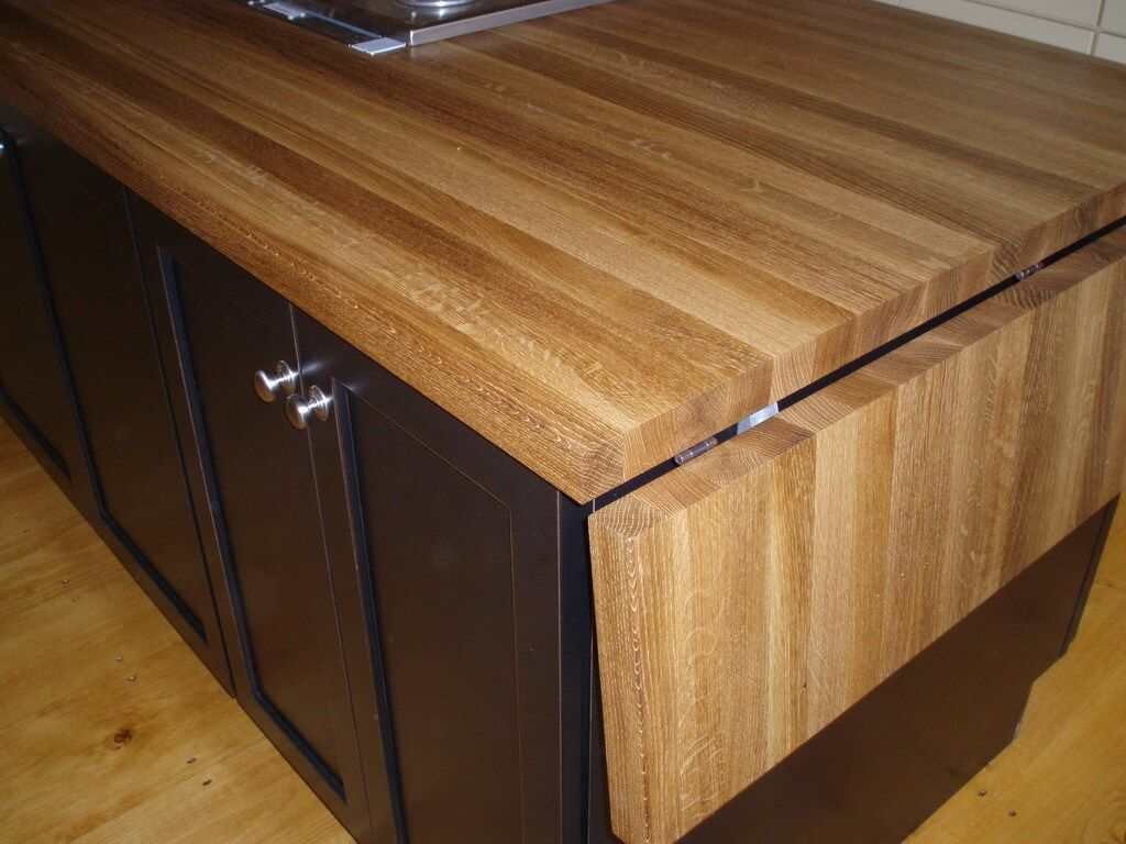 Examples Of Edge Grain Wood Countertops Wood Countertops Countertops Buy Wood