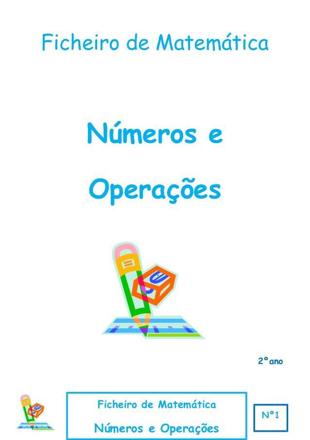 Ficheiro De Matematica Numeros E Operacoes 2ºano Ficheiro De