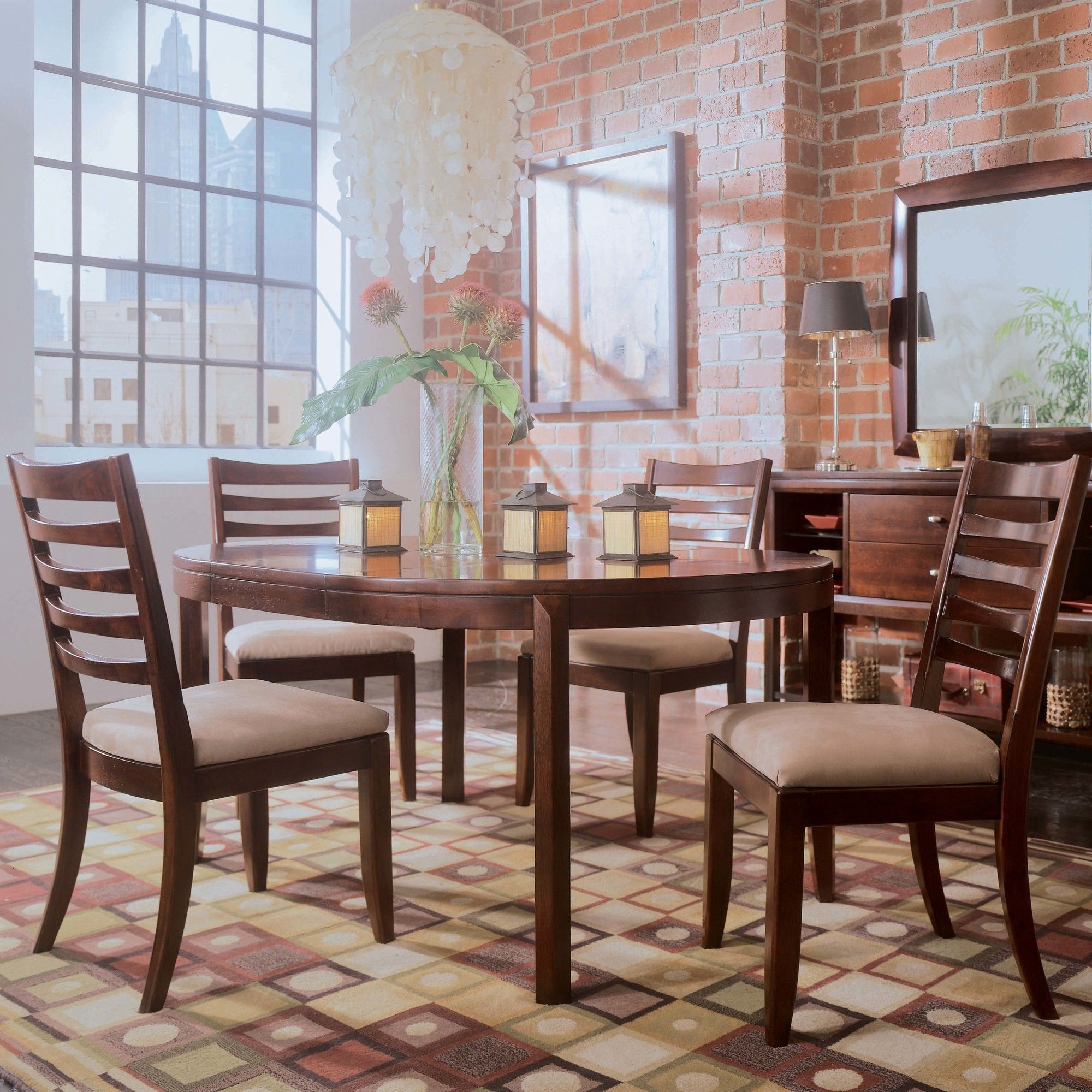 Tribecca Dining Table Round Dining Room Sets Round