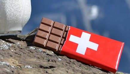 Resultado de imagen de chocolate suizo