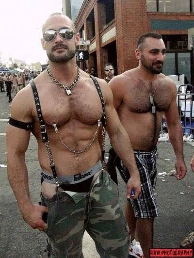 Double Yum Beards And Leather