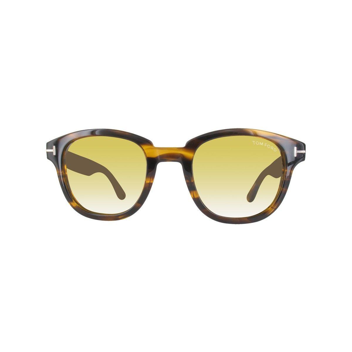 e70b1fb135 Tom Ford Garett TF 538 TF538 50E Havana Sunglasses 549.00  159.95 ...