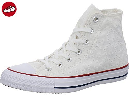 Converse CTAS II Hi, Sneakers Homme, Orange (Hyper Orange/White/Gum), 38 EU