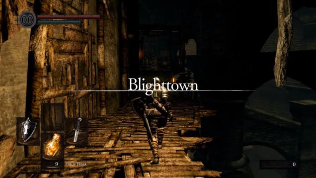 Blighttown Apparently Runs At 60 Fps In Dark Souls Remastered Dark Souls Dark Soul