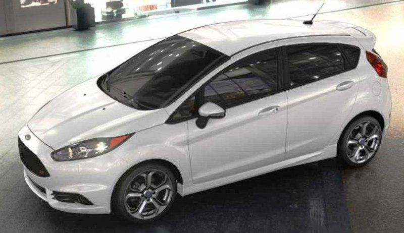 2014 2015 Ford Fiesta St Pictures Photos Wallpapers And Videos Top Speed Ford Fiesta St Fiesta St Ford Fiesta