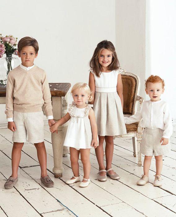 Vestidos de ninas para bodas el corte ingles