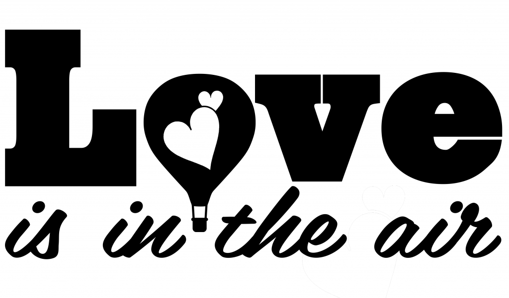 Download Free Love is in the Air SVG File | Svg file, Image font ...