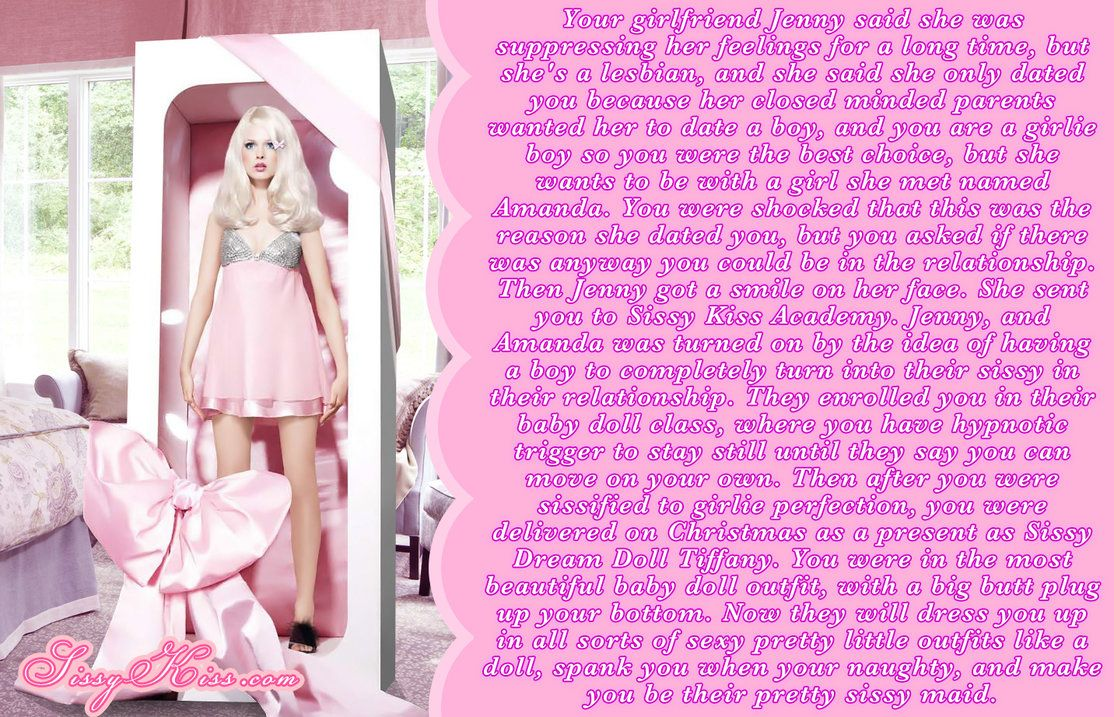 The Feminization Station TG and Sissy Captions