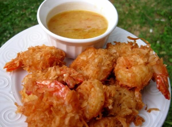 Coconut Beer Shrimp With Sweet and Tangy Sauce Recipe
