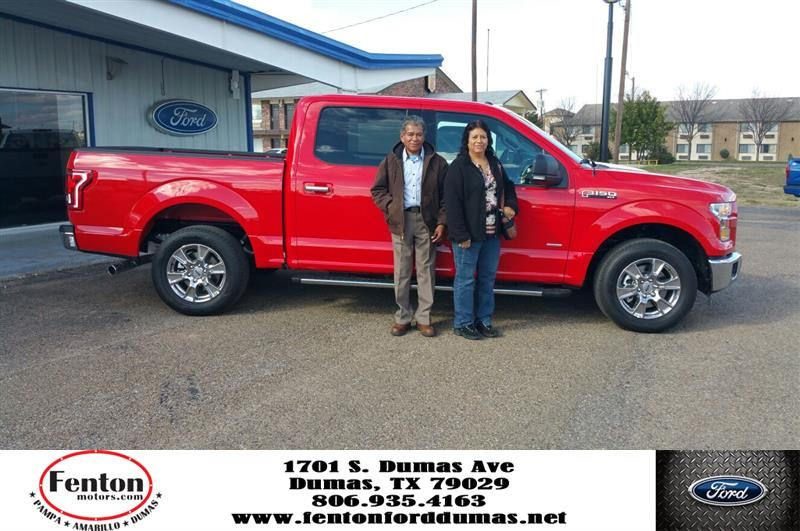 congratulations sandi on your ford f 150 from joel marquez at fenton ford of dumas dumas ford customer review pinterest