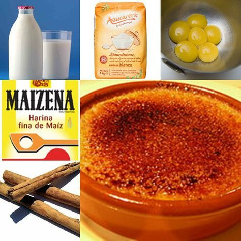 Crema Catalana Casera Receta Reposteria Casera Postres Ricos Postres Caseros