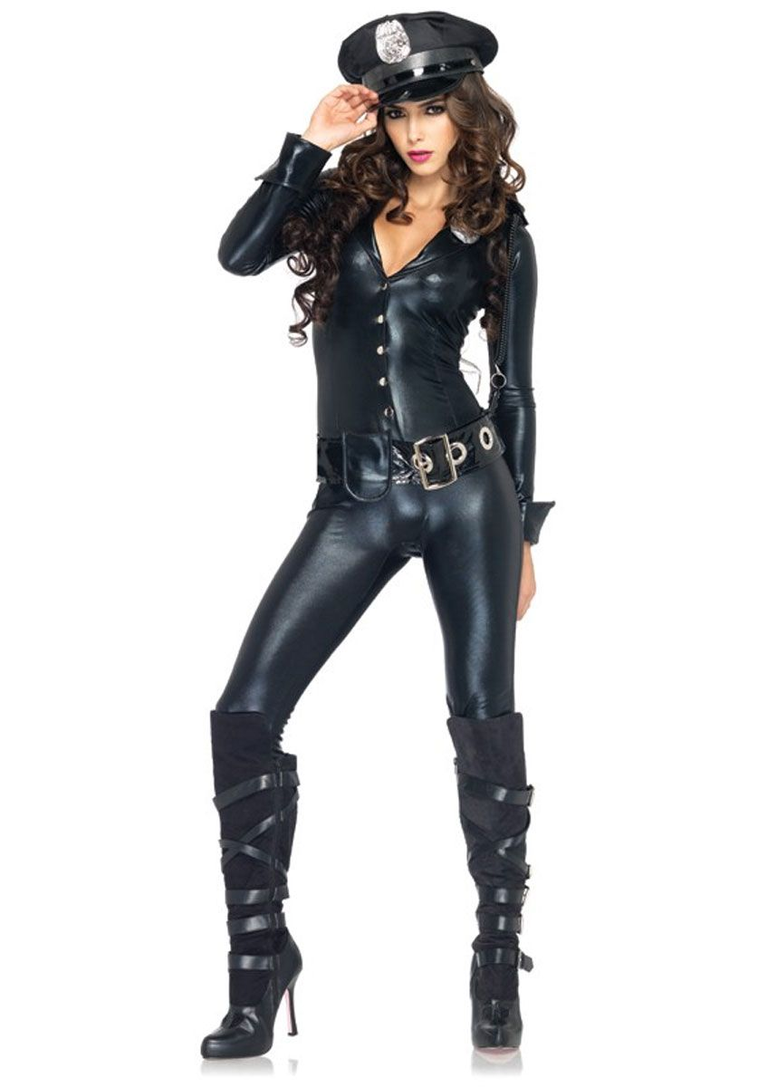 Officer Payne Costume Police Woman Leg Avenue Fancy Dress - Occupations Costumes at Escapade™ UK - Escapade Fancy Dress on Twitter @Escapade_UK  sc 1 st  Pinterest & Officer Payne Costume Police Woman Leg Avenue Fancy Dress ...