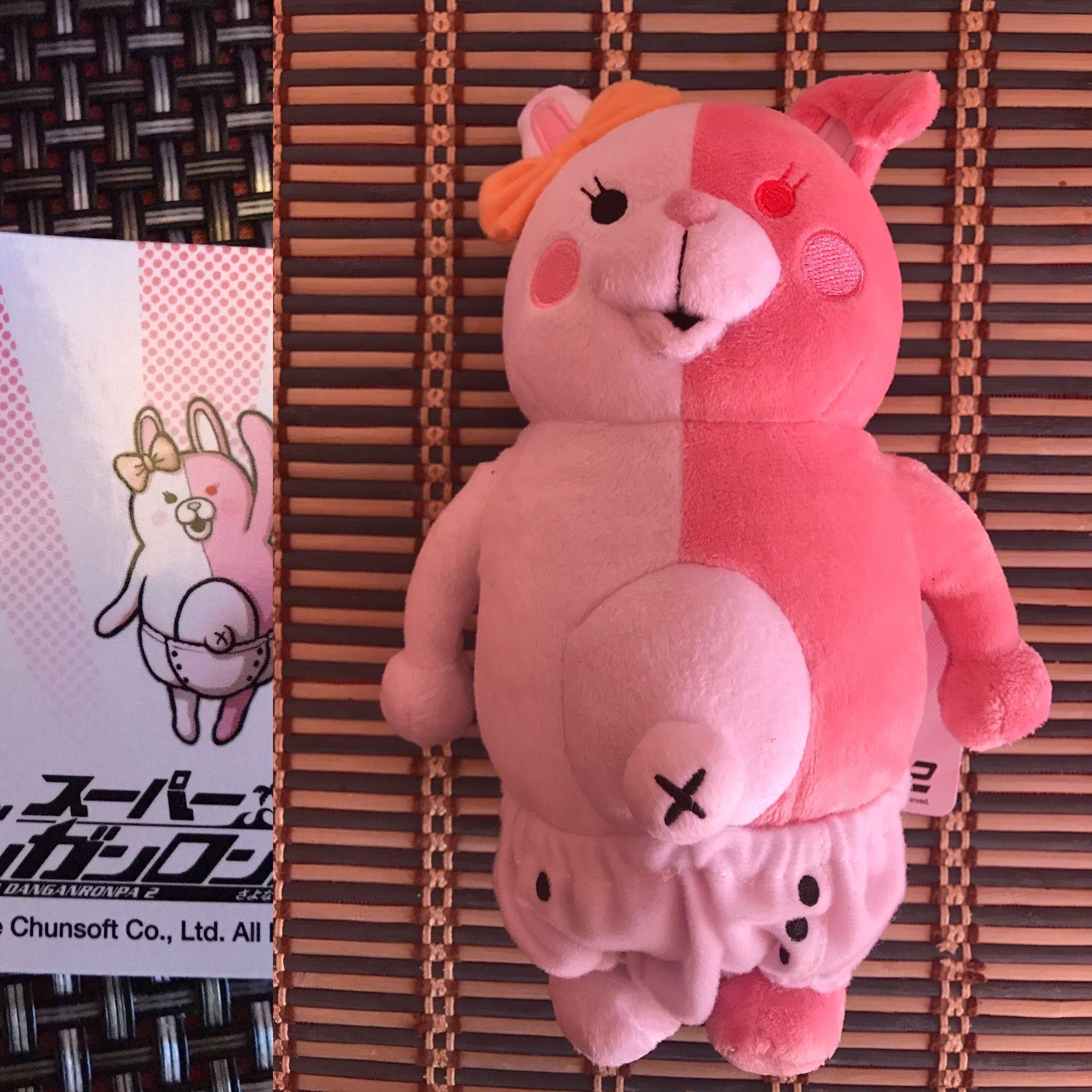 Super Danganronpa 2 : Goodbye Despair Monomi plush
