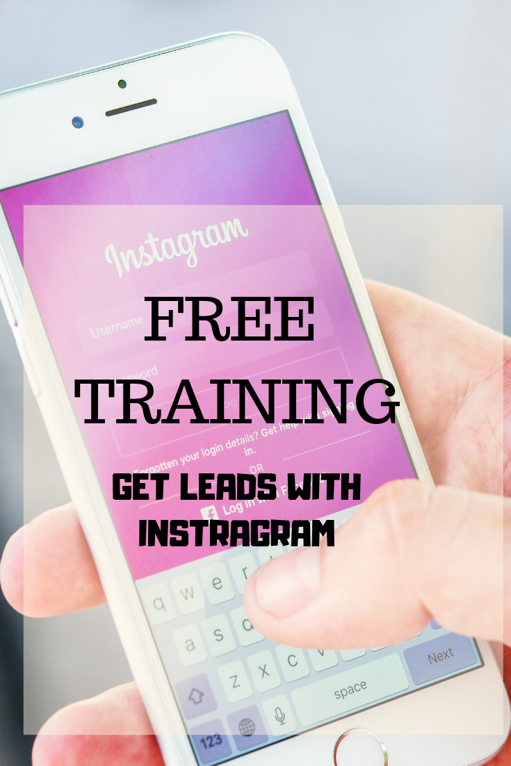 Watch As This Marketer Shows You How She S Raking In 5 To 10 Leads A Day On Instagram Free Training Comidas Ricas Comida