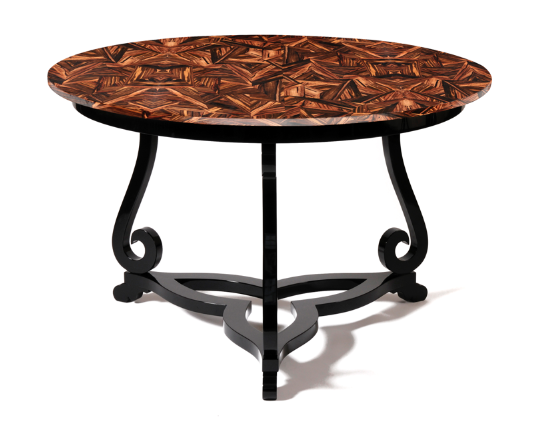 flourish, dining table, patch, exclusive design, boca do lobo, products