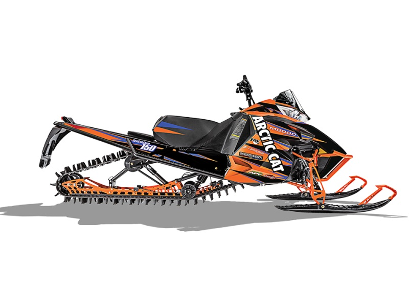 2015 Arctic Cat® M 8000 David McClure Special Edition For