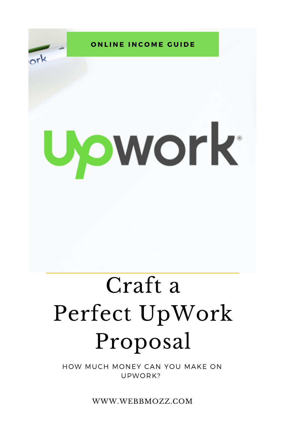 How to Get Jobs on UpWork With No Experience in 2020