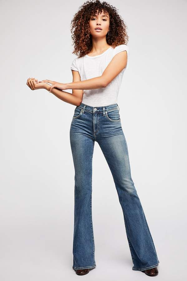 online for sale super specials official Citizens of Humanity Chloe Flare Jeans | Products in 2019 ...