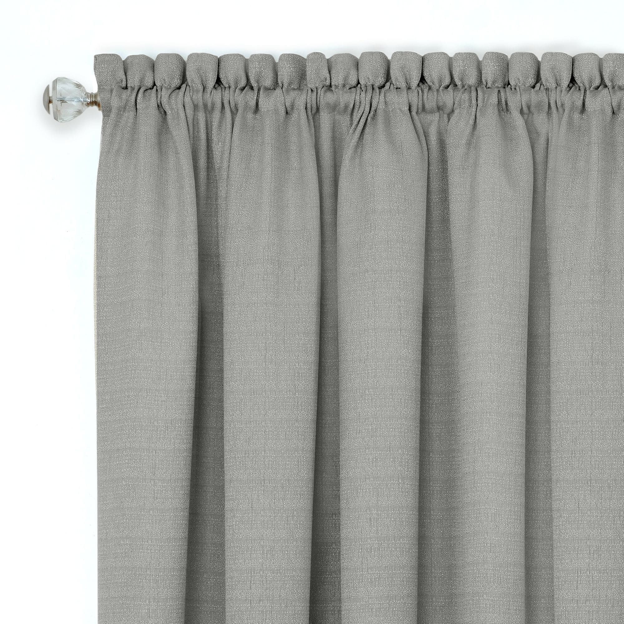 Darcy Rod Pocket Window Curtain Panel In 2020 Curtains Panel