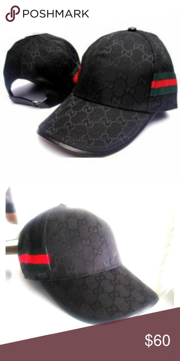 9fce971a6137 Black Green Red Brand New Gucci Hat Brand New Gucci Accessories Hats ...