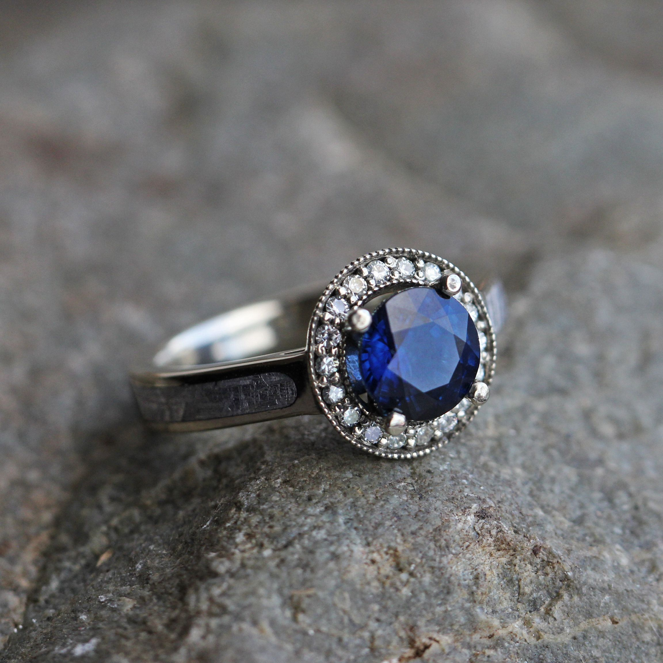 ring green sapphires cut with radiant pin of moissanite rings sapphire